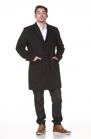 NARS - Kuna kabát (černý)