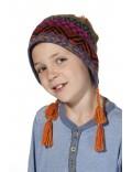 AQUARELL - APU KUNTUR Čepice pro děti 5 - 9 let