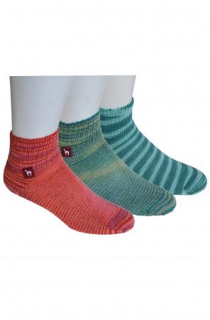 Volnočasové ponožky - APU KUNTUR