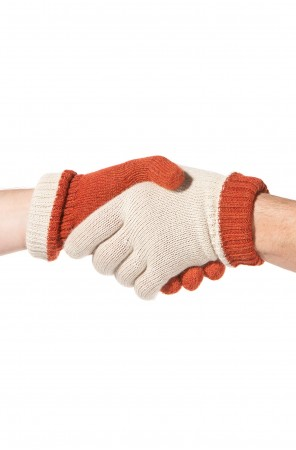 Oboustranné rukavice - Apu Kuntur